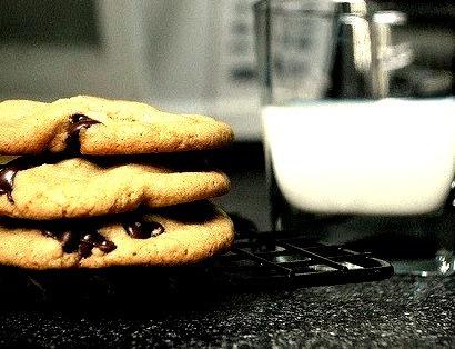 Cookie, Milk