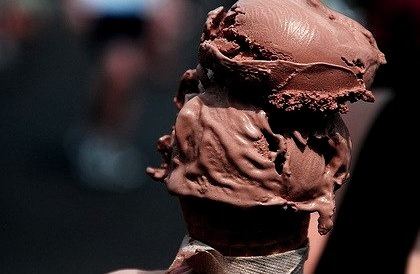 Ice-Cream, Chocolate