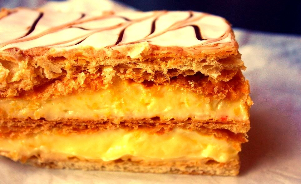 Mille-feuille (by foodishfetish)
