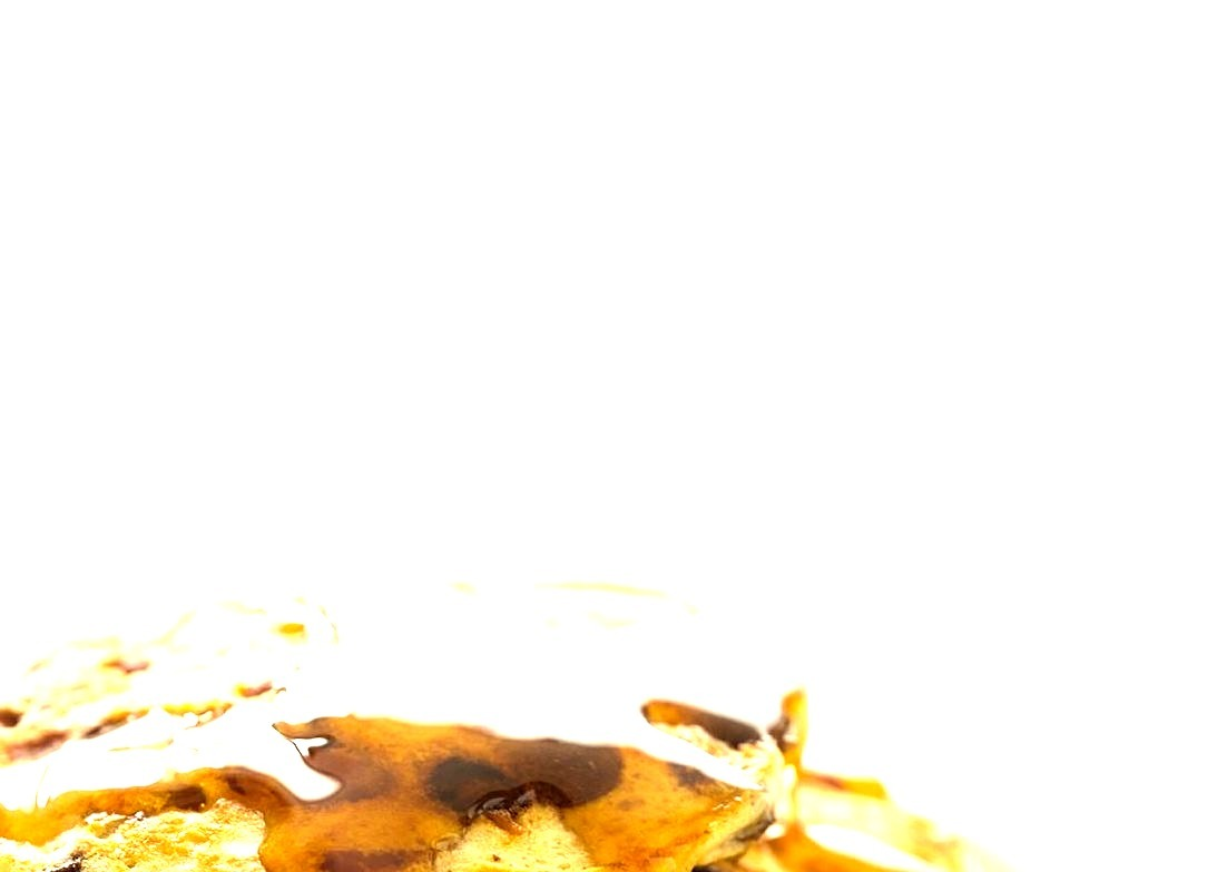 Recipe: Chocolate Chip Bacon & Orange Kissed Pancakes