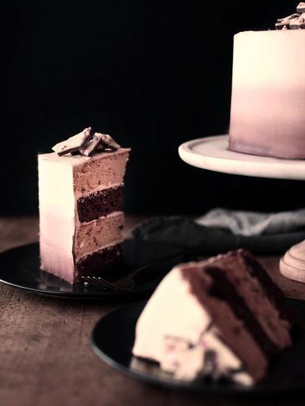 Peppermint Bark Chocolate Cake Modest Marce